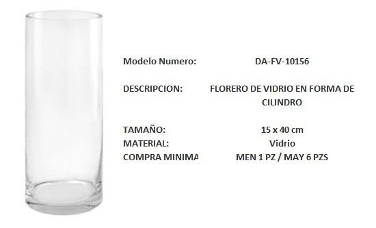 Decoartesanal floreros de vidrio - Fabrica de floreros de vidrio ...